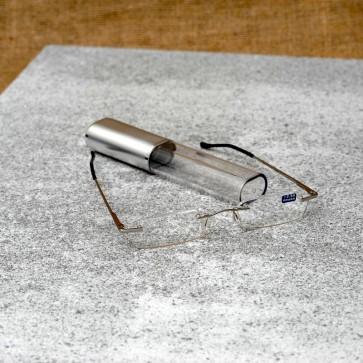 Oster Vid, Korekcijska očala model 04, srebrne barve