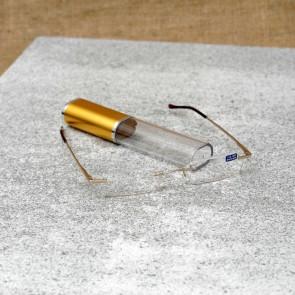 Oster Vid, Korekcijska očala model 04, rumene barve